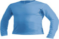 Craft Pro Cool LS with V-neck (муж)