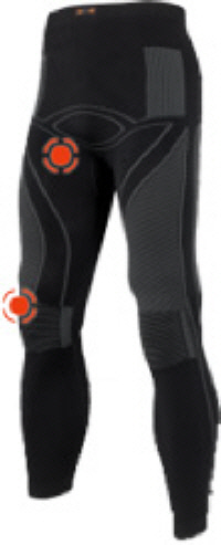 X-Bionic Energy Accumulator Pants Long (муж)