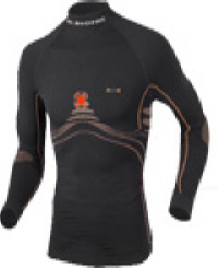 X-Bionic Energy Accumulator T-Shirt Long Sleeves Turtle Neck (му