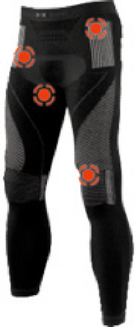X-Bionic Extra Warm Pants Long (муж)