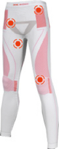X-Bionic Extra Warm Pants Long (жен)